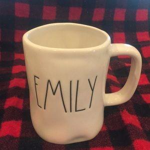"""Emily"" Rae Dunn Coffee Mug"